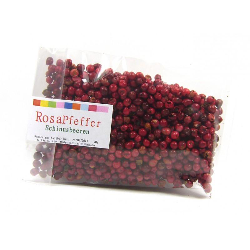 Rosa Pfeffer (Schinusbeeren) 20g