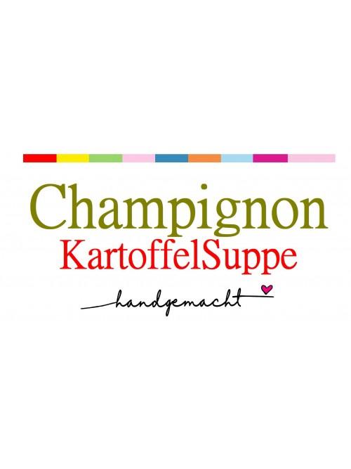 Champignon Kartoffelsuppe 90g