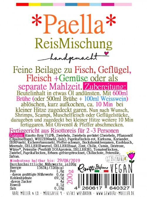 Paella Reis 200g