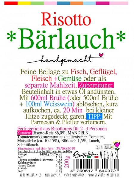 """Risotto - """"Bärlauch"""" 200g"""