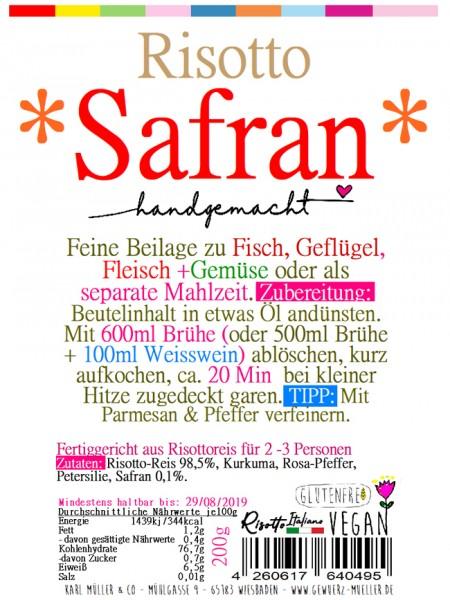 """Risotto - """"Safran"""" 200g"""