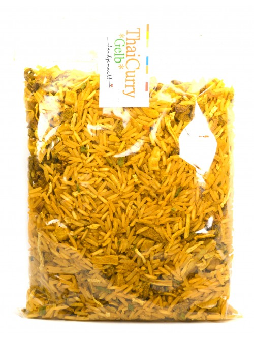 "Thai Curry Reis ""Gelb"" 200g"