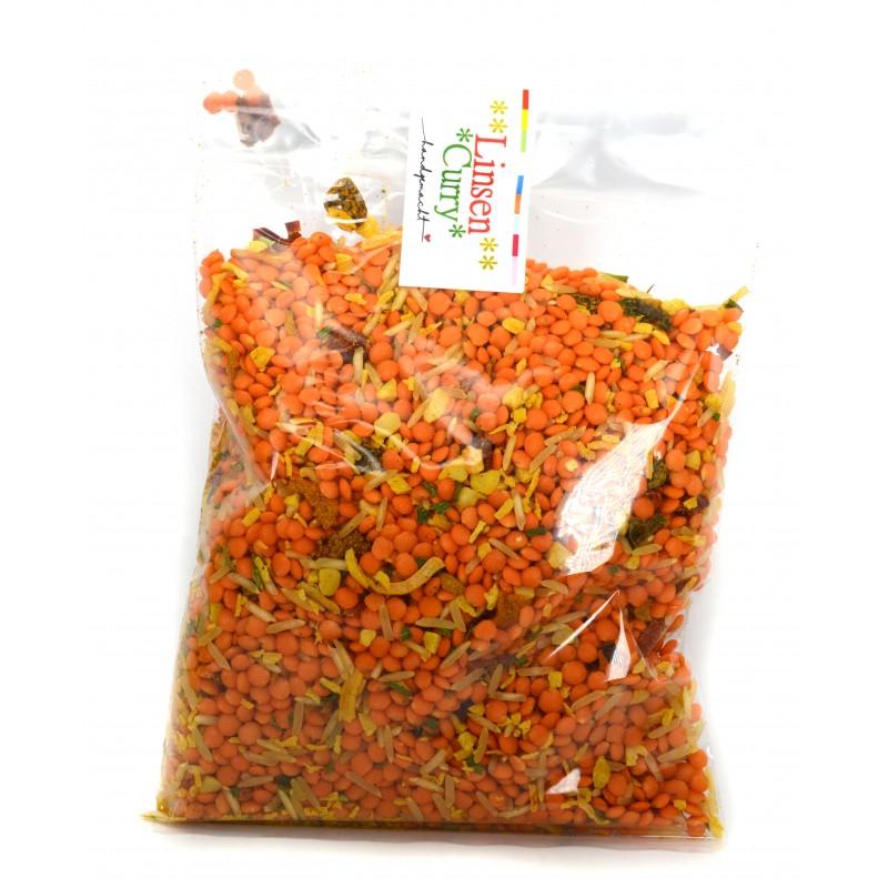 Linsen Curry 200g