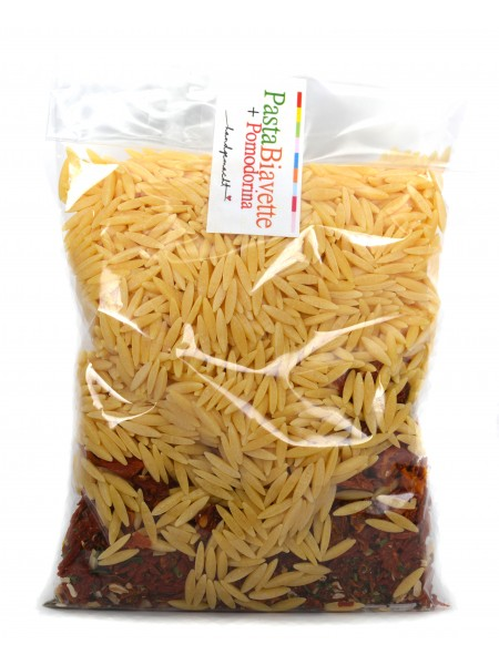 "Pasta ""Biavette Pomodorina"" 200g"