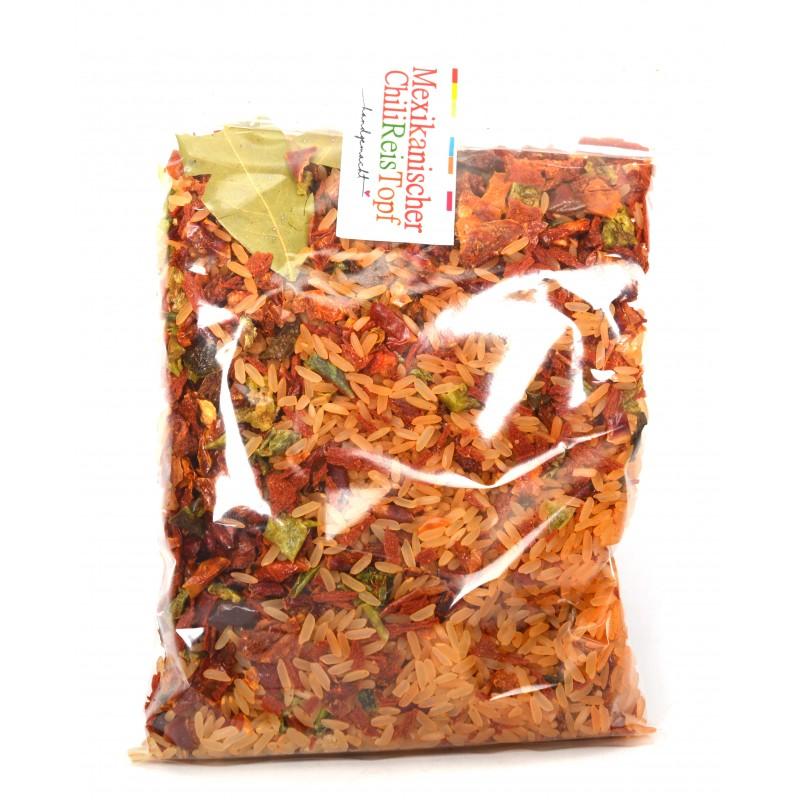 Mexikanischer Chili Reistopf 200g