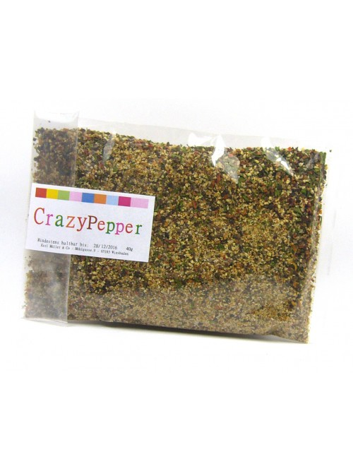 Crazy Pepper 50g