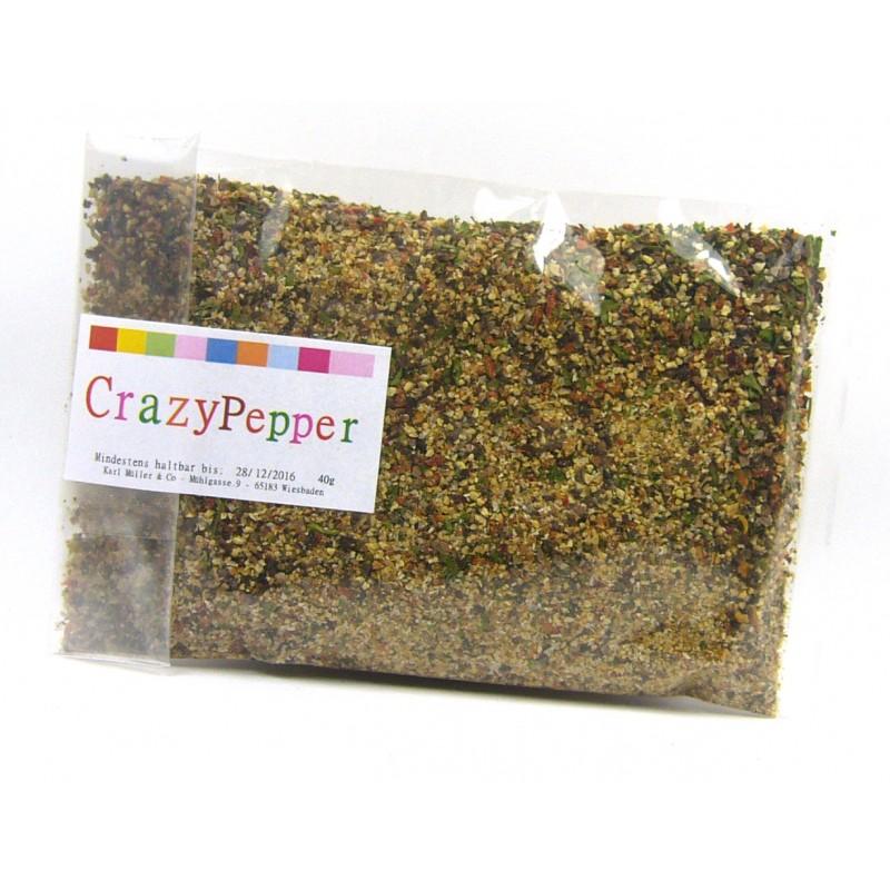 Crazy Pepper 50g