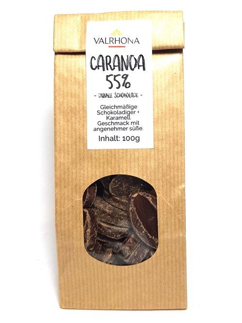 """Valrhona """"Caranoa 100g"""