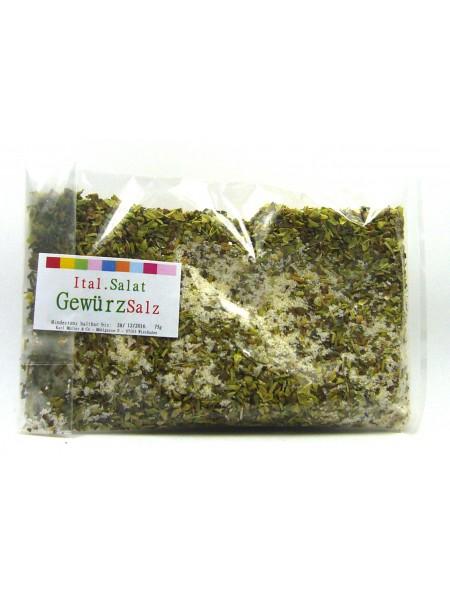 Ital. Salat Gewürz Salz 75g