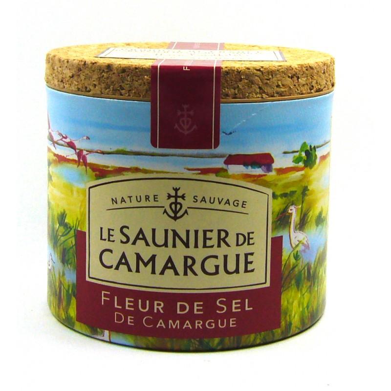 Fleur de Sel de Camargue (Dose) 125g