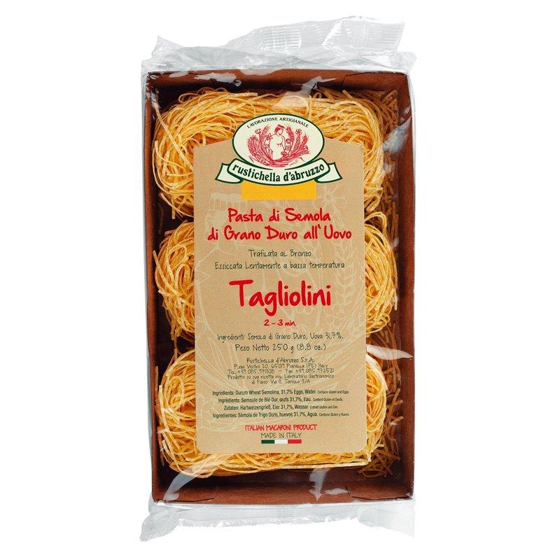 """Rustichella """"Tagliolini"""" 250g"""