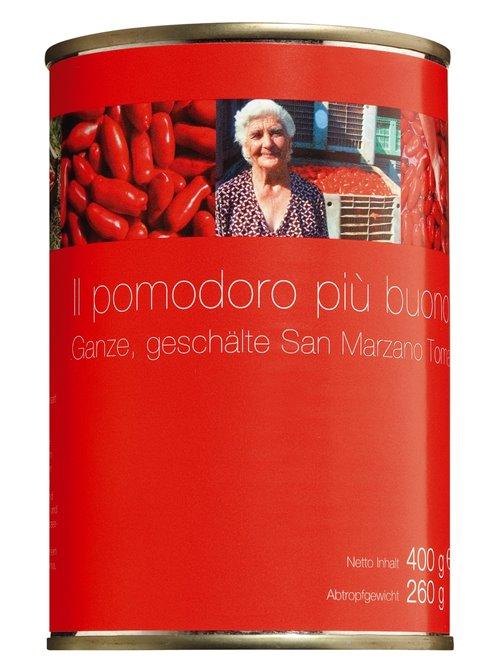 Pomodoro San Marzano 400g