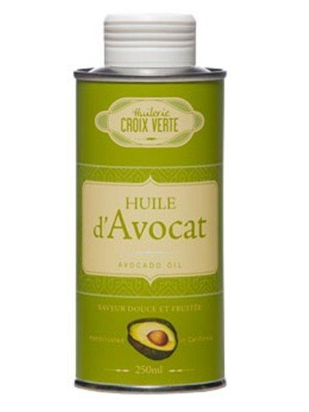 Avocadoöl 250 ml (Croix Verte)