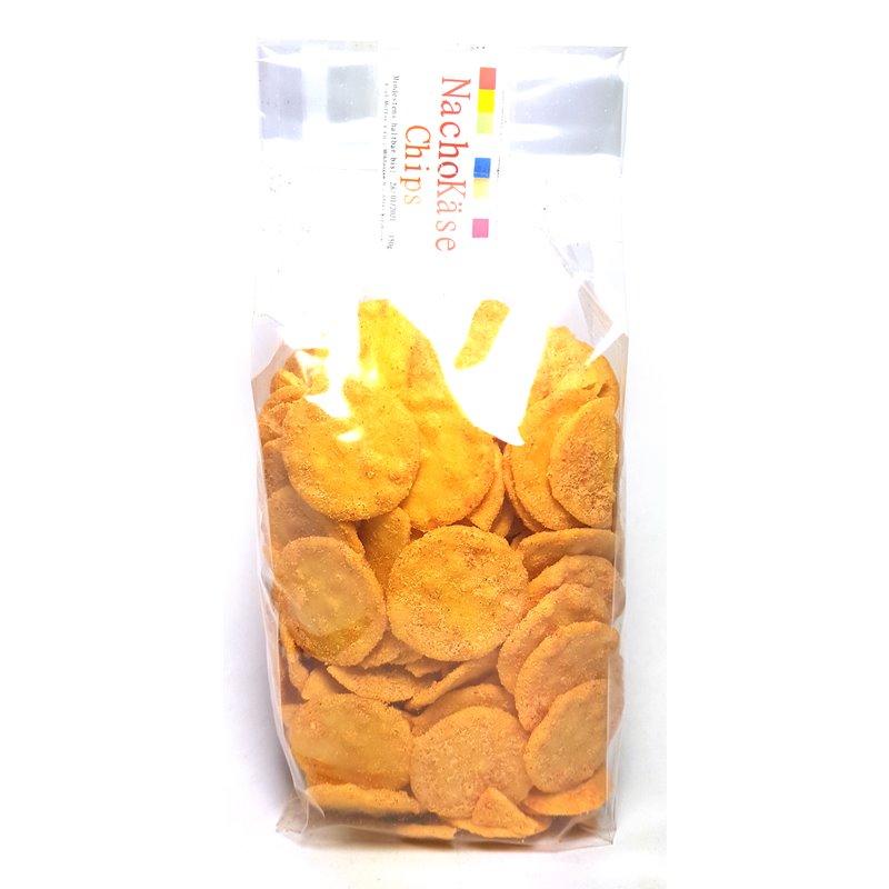 Nacho Käse Chips 150g