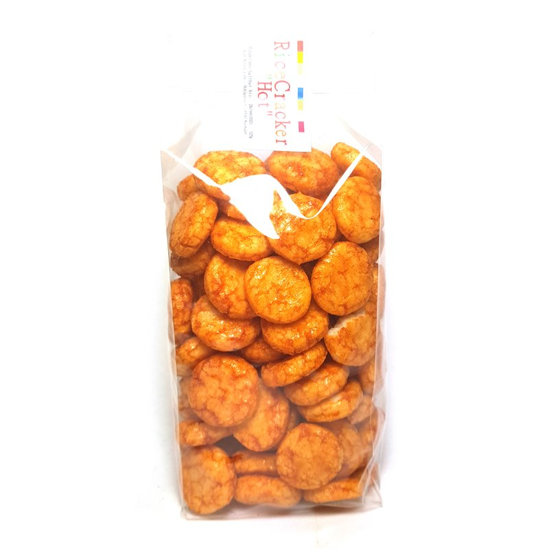 Rice Cracker HOT 125g