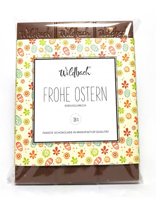 "Wildbach ""Frohe Ostern 38%"" 70g"
