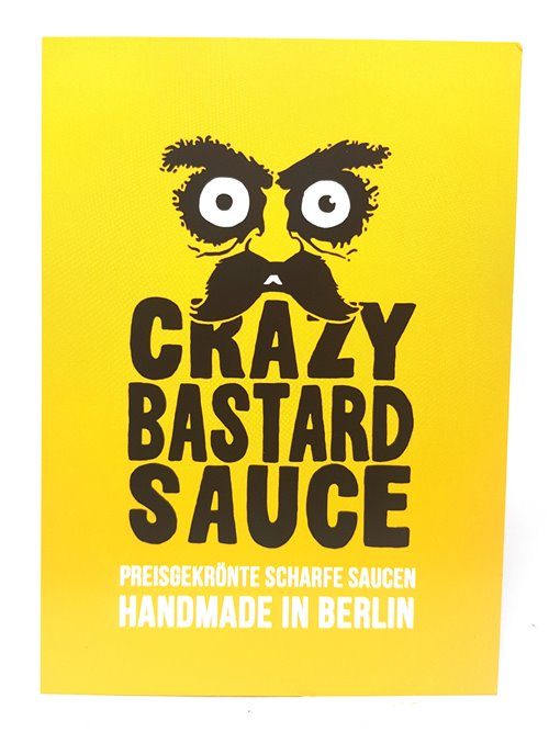 "Crazy Bastard ""Chipottle & Pineapple""100ml"