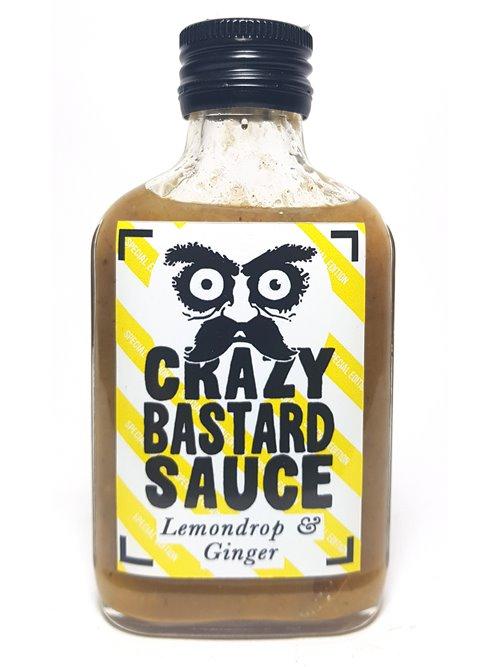 "Crazy Bastard ""Lemondrop & Ginger""100ml"
