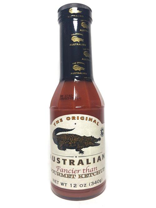 "The Original Australian ""Fancier Than Gourmet Ketchup"" 355ml"