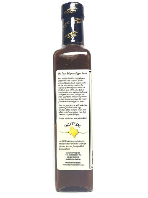Jalapeno Pepper Sauce 250ml