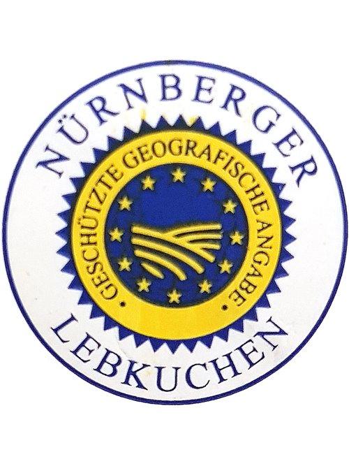 "Düll ""Nürnberger Elisenlebkuchen - Natur"" 5Stk"