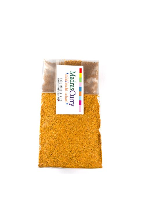 Curry Madras mild 50g