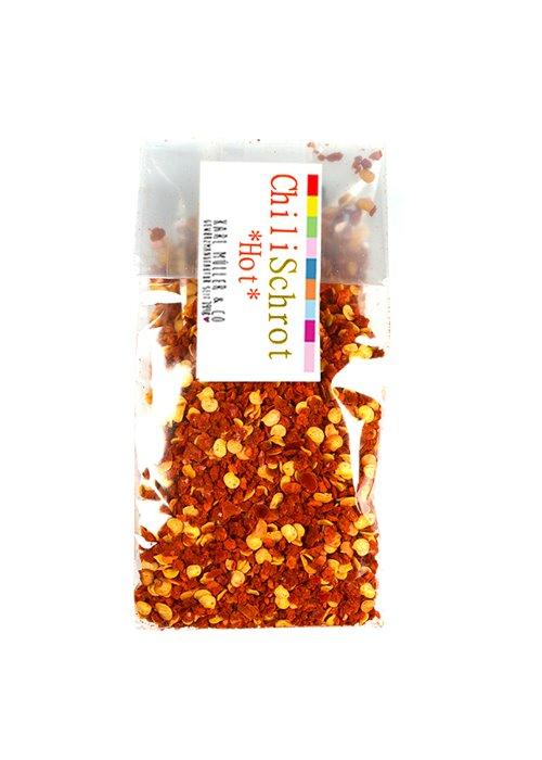Chili geschrotet mit Saat (scharf) 50g
