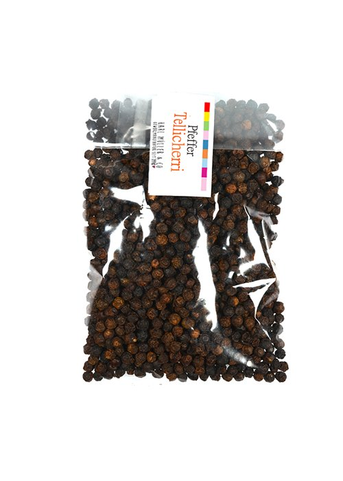 Tellicherri - schwarzer Pfeffer 75g