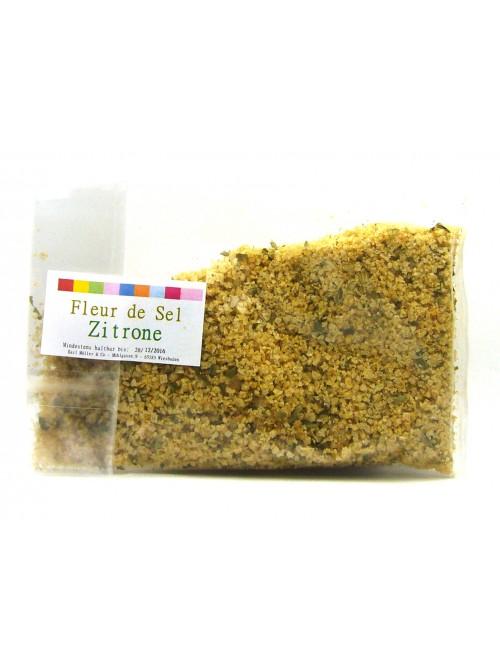 """Fleur de Sel """"Limone"""" (Beutel) 70g"""