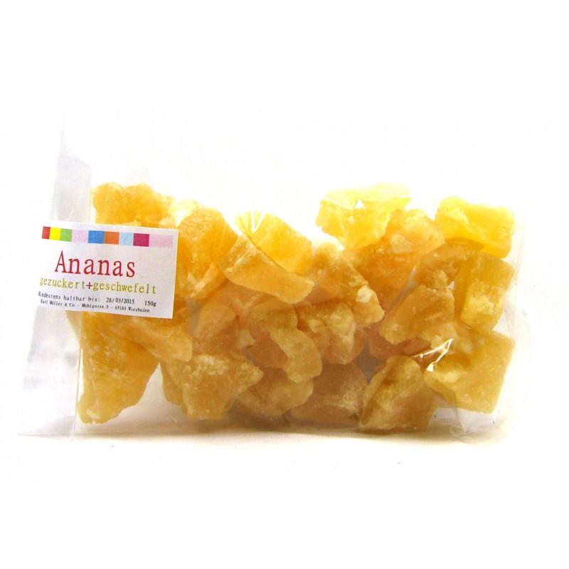 """Ananas """"Kandiert"""" 125g"""