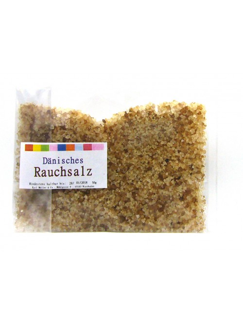 Dänisches Smoked Salt 20g