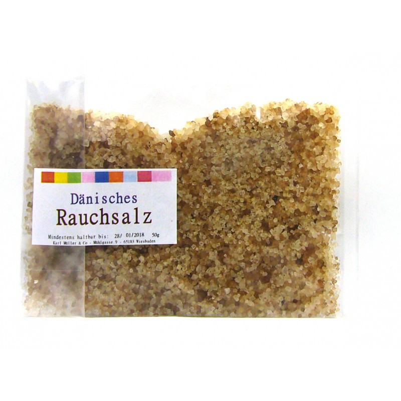Dänisches Smoked Salt 20g