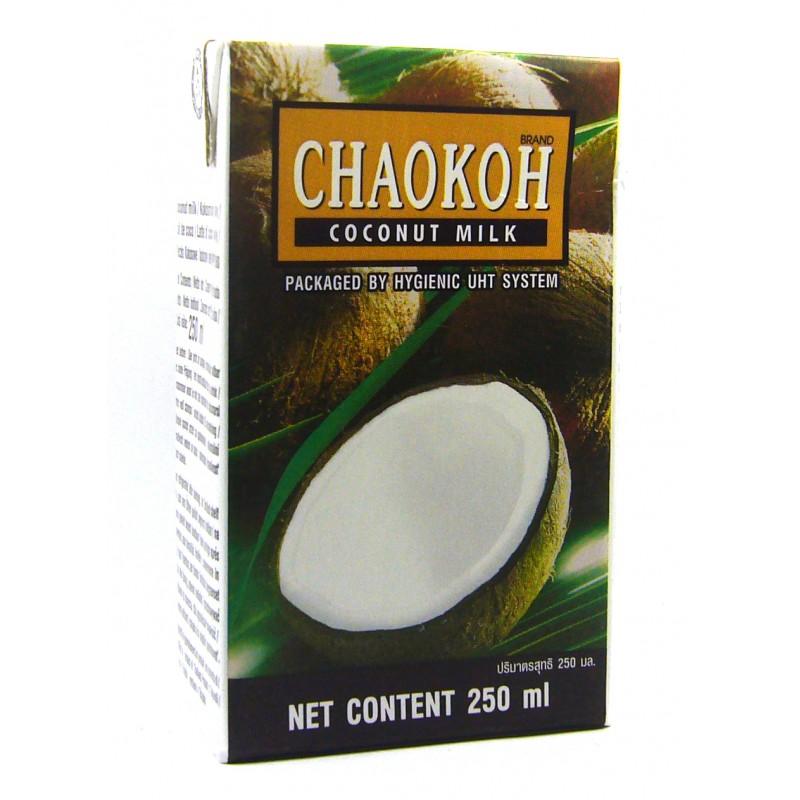 """Chaokoh """"100% Kokosmilch"""" 250ml"""