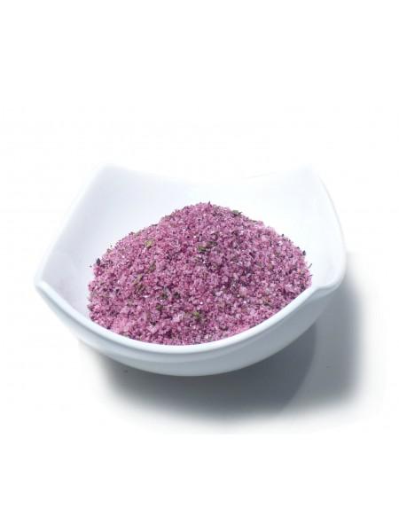 """Fleur de Sel """"Hibiscus"""" (Beutel) 70g"""