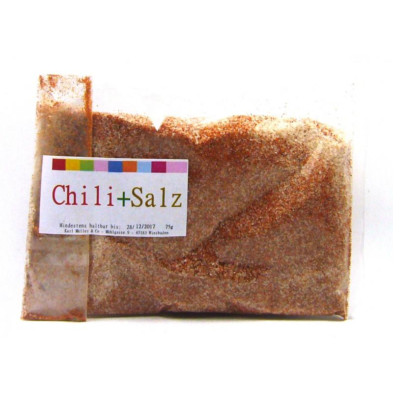 Chili + Salz 75g