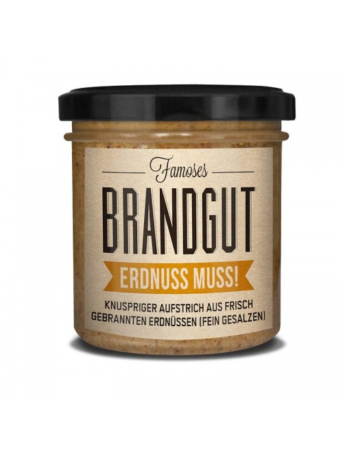 "Brandgut ""CASHJUHU!"" 160g"