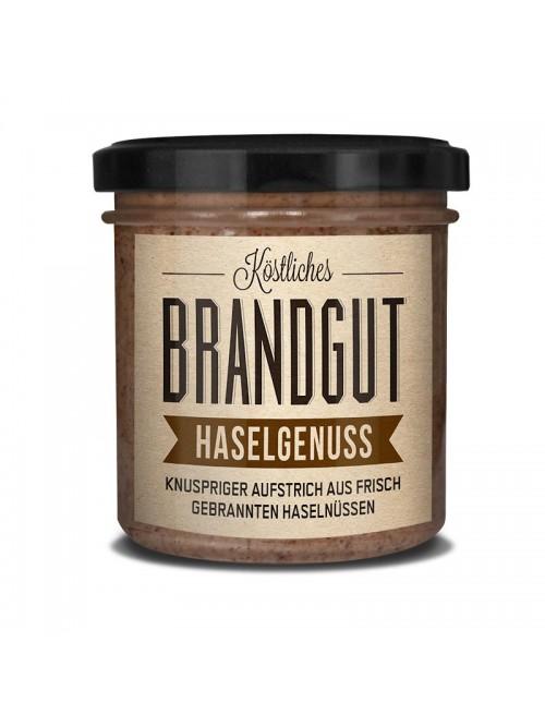 """Brandgut """"HASELGENUSS"""" 160g"""