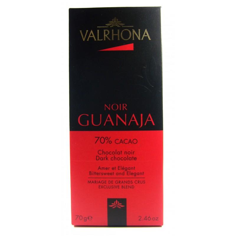 "Valrhona ""Noir Guanaja 70 %  Cacao""  70g"