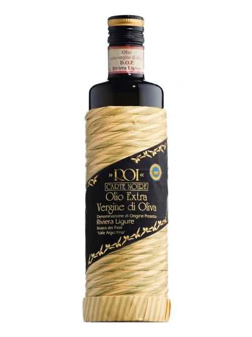 "Roi Olivenöl Riviera dei Fiori DOP ""Carte Noire"", Tropföl, limitiert 0,5l"