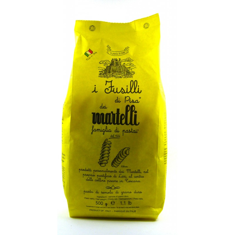 "Martelli ""Fussili"" 500g"