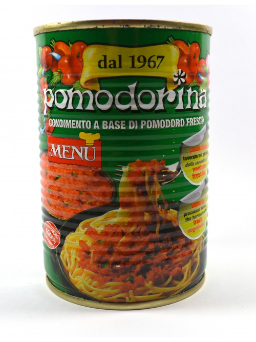 "Menu ""Pomodorina"" 410g"