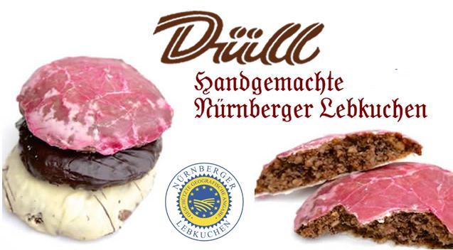 Dülle Nürnberger Lebkuchen